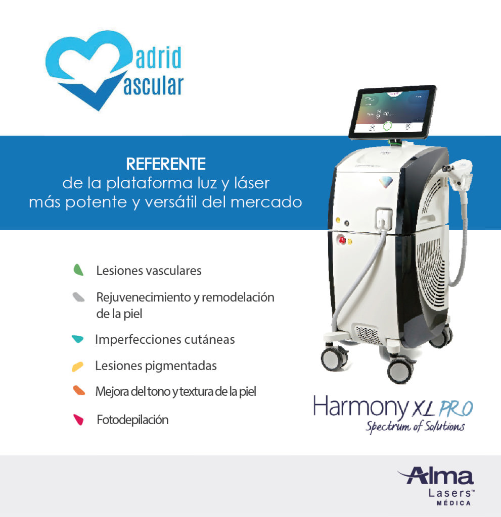clinica-madrid-vascular-harmony-xl-pro-armando-chocron