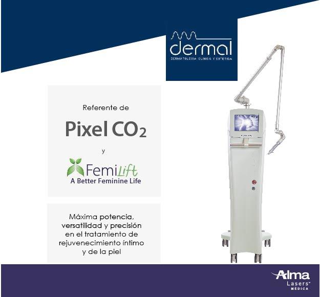 Dermal y Pixel CO2-01