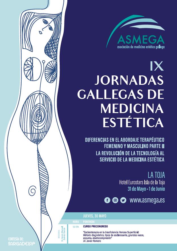 Portada Programa jornadas gallegas