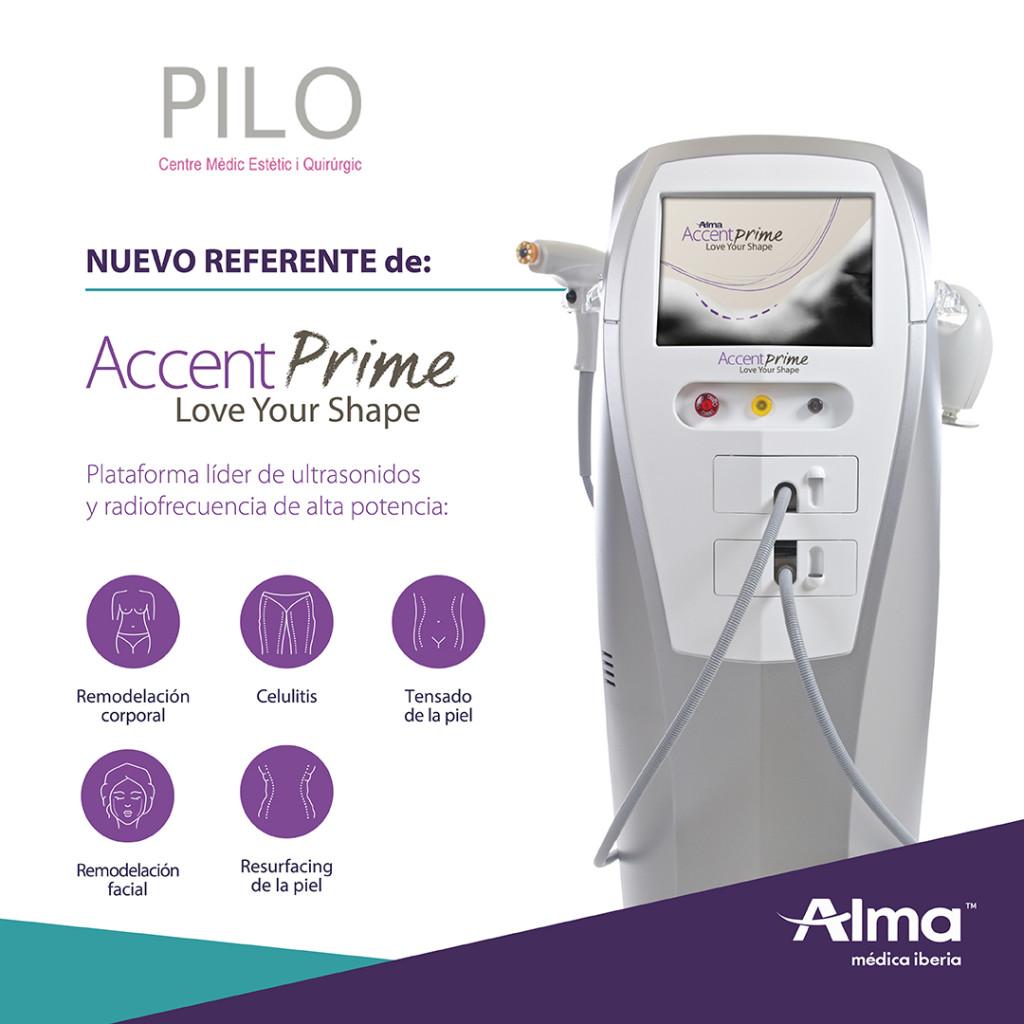 Nuevo referente de Accent Prime en Mataró.