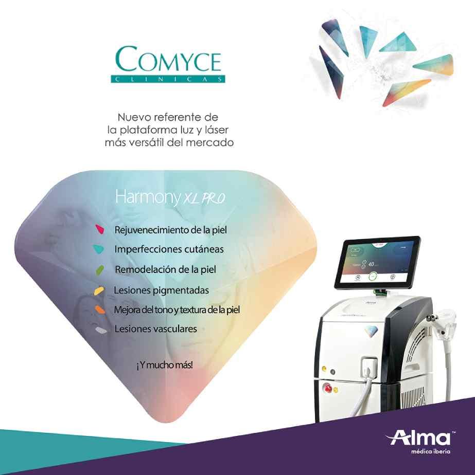 Harmony XL PRO en clínica Comyce Benidorm