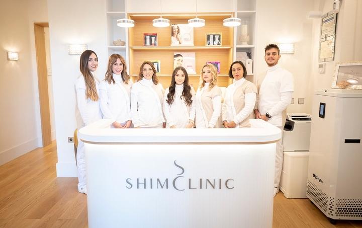 El equipo profesional de Shim Clinic