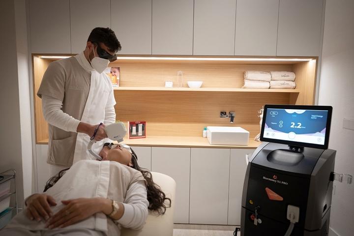 La última tecnología de depilación láser en SHIM CLINIC
