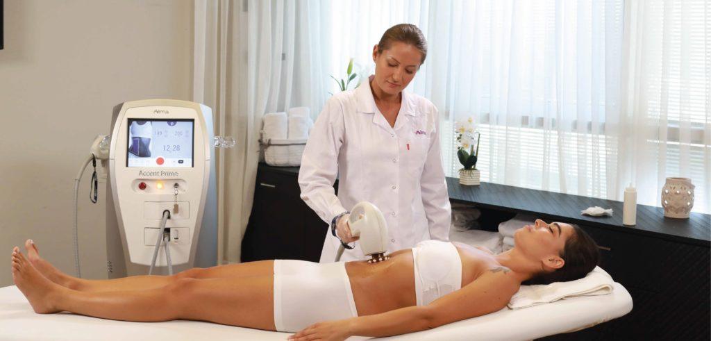 tratamiento accent prime en corporal